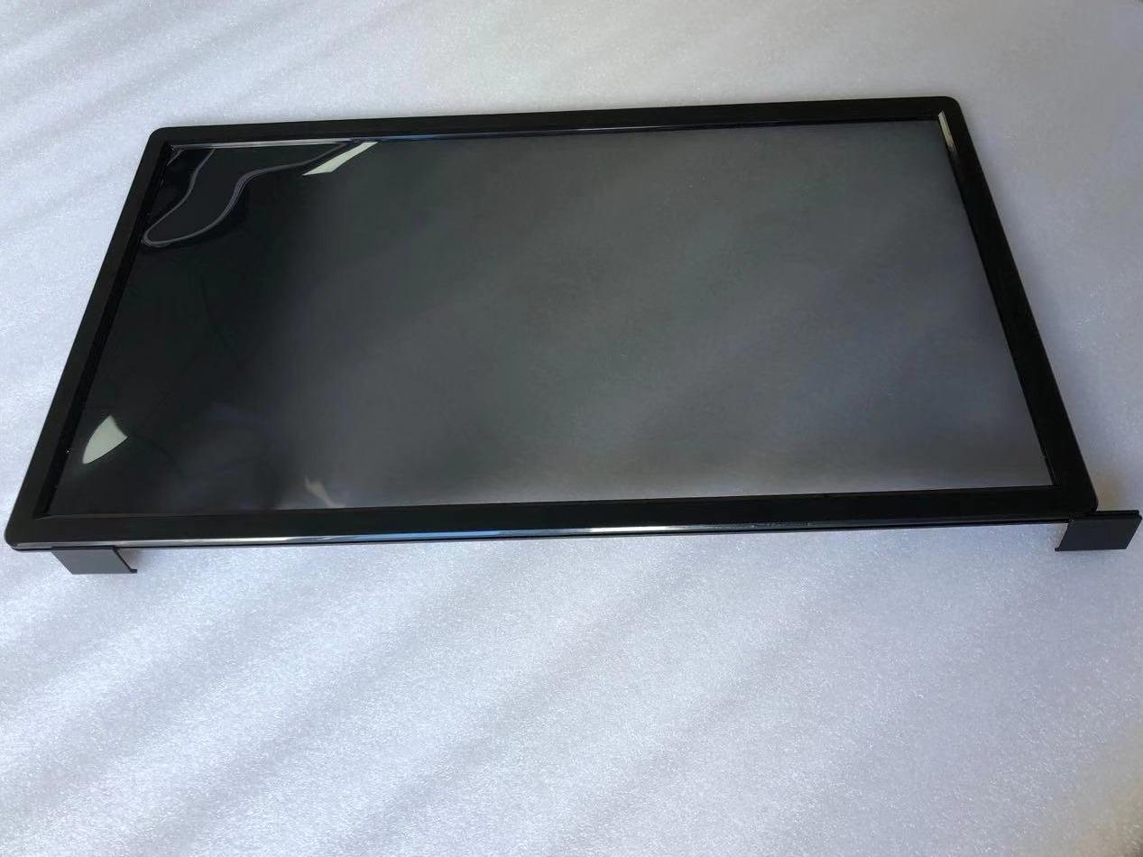 PLK-电脑显示器防偷窥膜,挂式防窥片,防偷看膜的安装方法