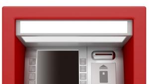 ATM带胶防窥膜防窥片