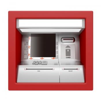 ATM静电吸附防窥片
