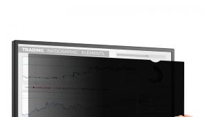 厂家定制批发21.5英寸电脑隐私防窥膜